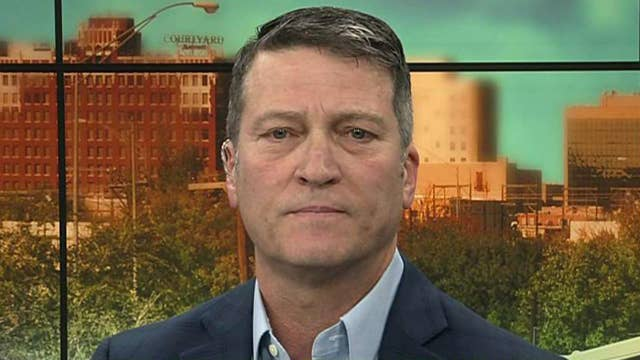 Former Trump doctor Ronny Jackson running for Congress in Texas