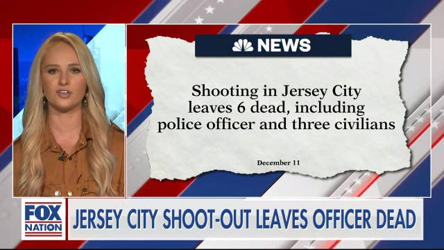 'They take the risk so we can come home to our families': Lahren praises police after deadly Jersey City shootout