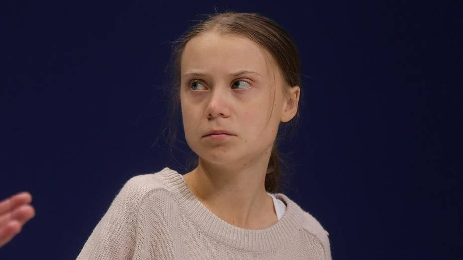 Time names Greta Thunberg 'Person of the Year'
