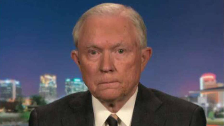 Sessions: Horowitz didn't say there was no bias in FBI, just that investigation revealed none