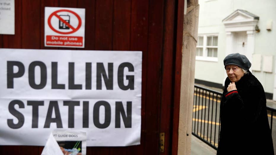 Voters head to polls for critical election in UK