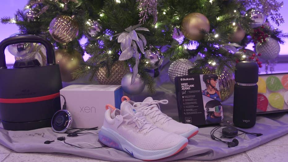 Holiday gift guide: Fitness & Health