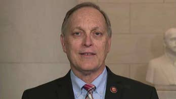 Rep Biggs reacts to the House Judiciary committee delaying impeachment vote