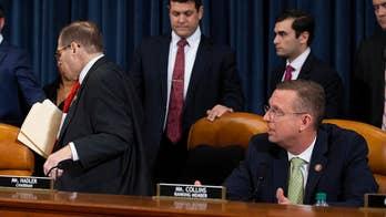 Republicans slam Nadler for delaying impeachment vote