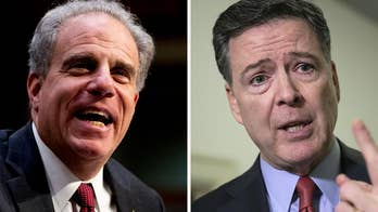 Retired FBI Assistant Director Swecker: Comey was disgrace to FBI, falsely claims IG report clears him