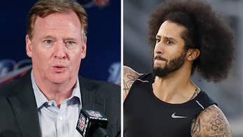 Roger Goodell says NFL has 'moved on' from Colin Kaepernick