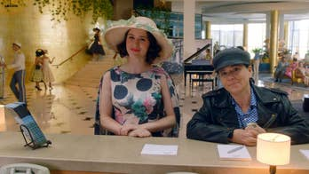 'The Marvelous Mrs. Maisel鈥� cast members reveal the first time they saw their names in lights