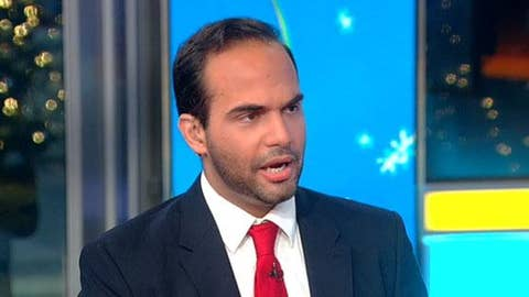 Papadopoulos and origins of 'Crossfire Hurricane'