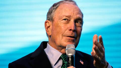 WATCH: Bloomberg delivers climate change policy speech