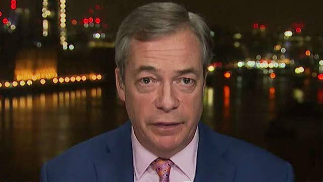 Nigel Farage says UK election is a big victory for Brexit