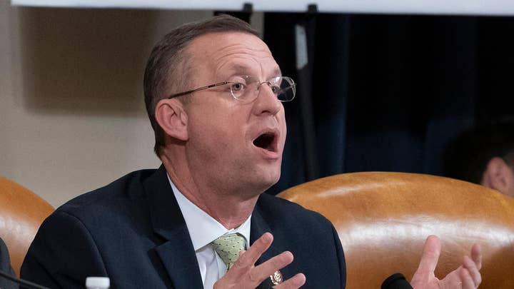 Rep Doug Collins reacts to sudden end to impeachment proceedings