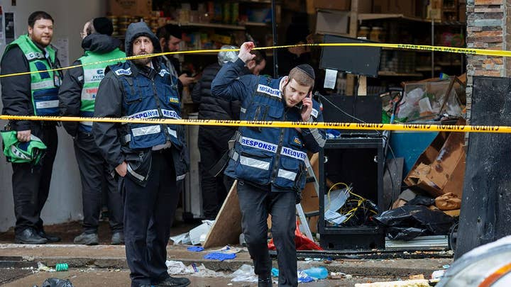 Authorities say Jersey City shooters were motivated by anti-Semitism, anti-police sentiments
