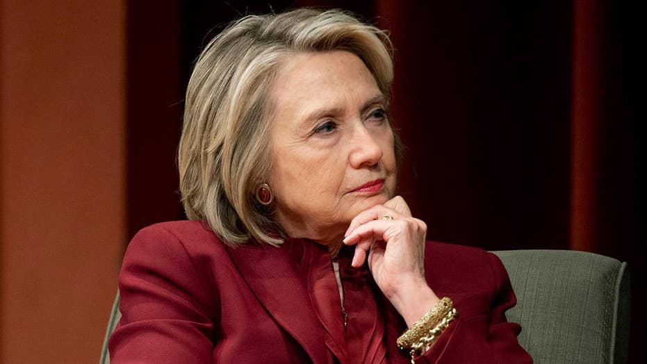 Is Hillary Clinton's Hulu documentary a clue she could join the 2020 race?