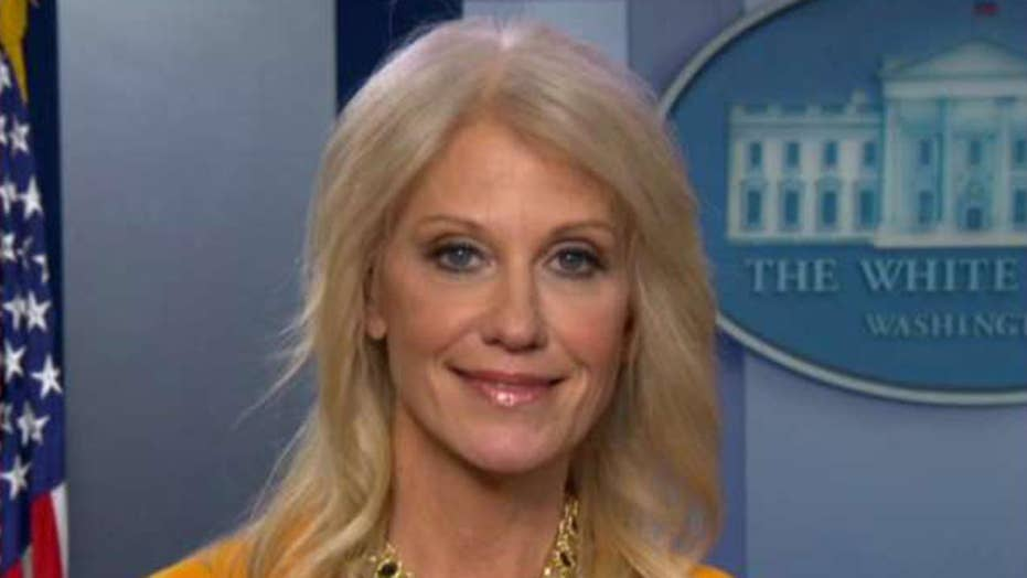 Kellyanne Conway: Trump agenda has been successful despite impeachment