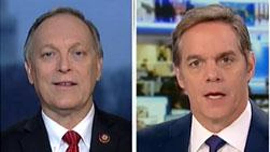 Andy Biggs: Impeachment articles 'pared down'