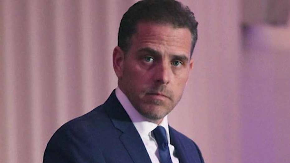 Op-ed warns Hunter Biden is the new Hillary Clinton email server