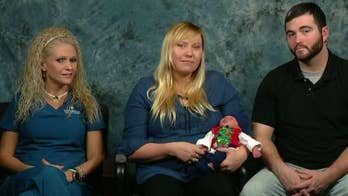 NICU nurse celebrates Christmas by crafting ugly sweaters for her tiny patients