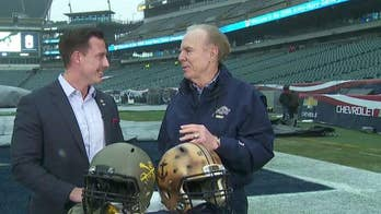 Gridiron great Roger Staubach previews the 120th Army-Navy Game