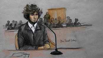 Boston Marathon bomber Dzhokhar Tsarnaev appeals his death sentence