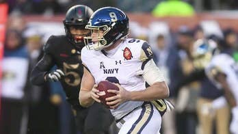 A look into how the Army-Navy football game helps veterans