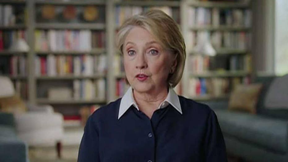 Clinton comments fuel speculation she is preparing to join 2020 race