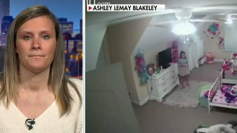 Concerned mother sends warning after hacker taunts 8-year-old daughter through Ring camera
