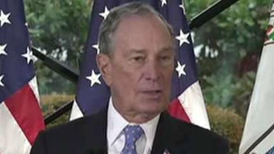 Bloomberg calls for closing all coal-fired power plants to combat climate change