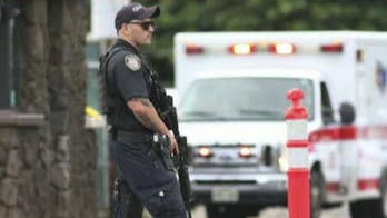 Navy pilots demand right to carry guns on base after Pensacola shooting