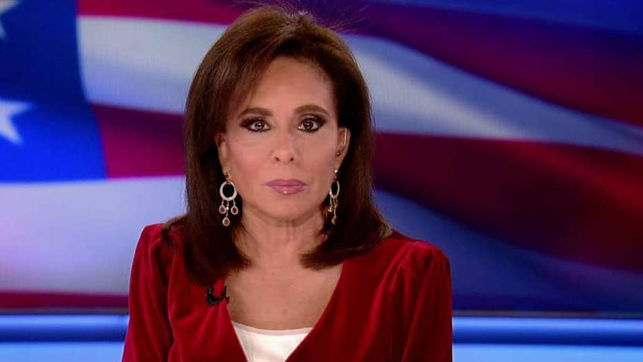Judge Jeanine: We now have confirmation that the deep state exists