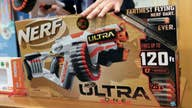 Nerf guns under fire as group calls for removal of 'assault-style' toys