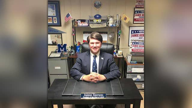 NJ teen becomes one of state's youngest elected officials with school board win