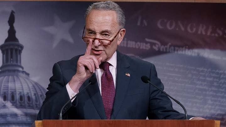 Sen. Chuck Schumer: Democrats are committed to having a fair trial in the Senate