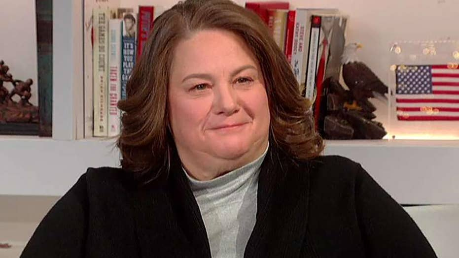 Exclusive: Richard Jewell's widow reacts to new film on 'Fox & Friends'