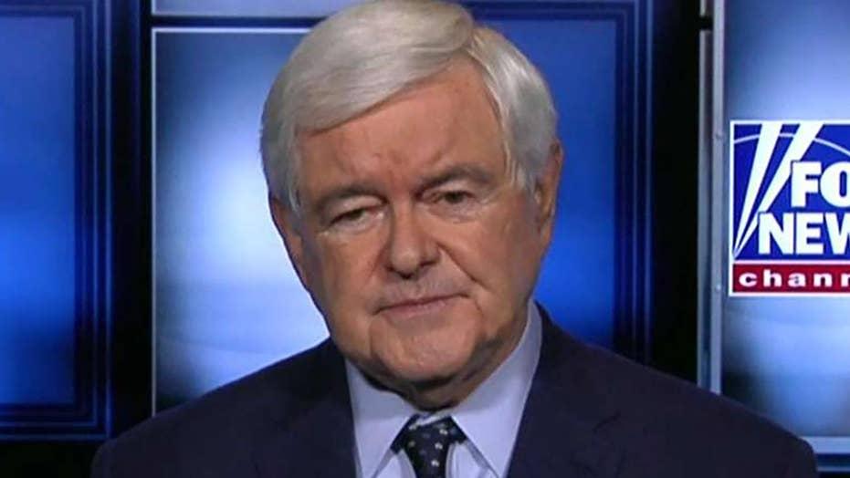 Gingrich calls impeachment a bizarre anti-Constitutional gimmick