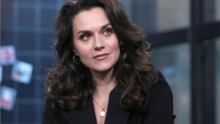 Hilaire_BurtoHilarie Burton claims Hallmark fired her over inclusivity demands: 'The bigotry comes from the top'