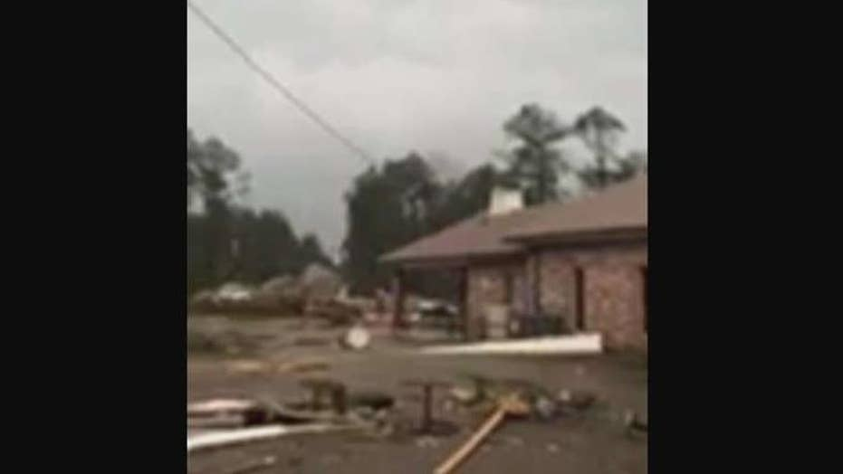 Parish official: One fatality confirmed as tornado touches down in Louisiana