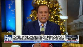 Juan Williams on Bolton: Trump was saying 'I want to withhold aid to get something for myself'
