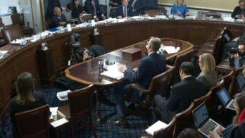 House Committee resumes hearing on rules for impeachment debate
