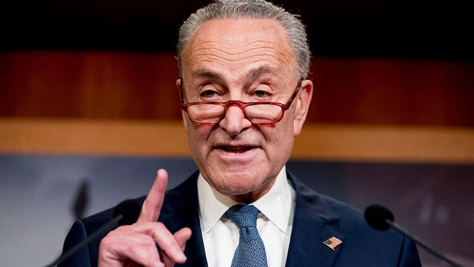 Schumer doubles down on demand for witnesses during Senate impeachment trial