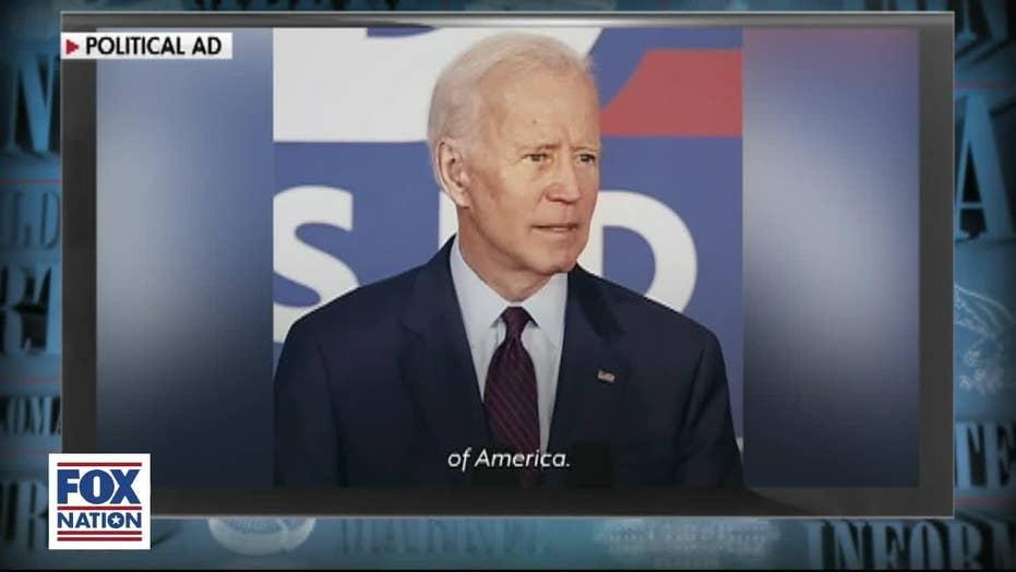 Political panel rips new Joe Biden political ad: 'One of the worst slogans I've ever heard'