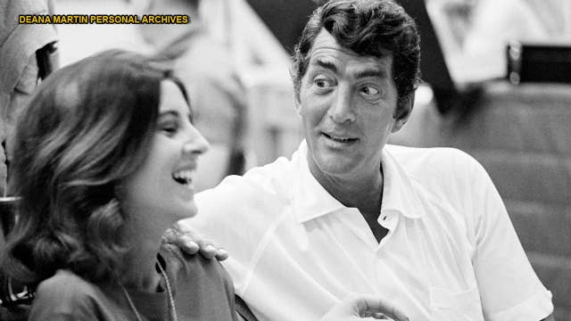Dean Martin's daughter Deana recalls growing up with 'the king of cool,' the Rat Pack and Jerry Lewis