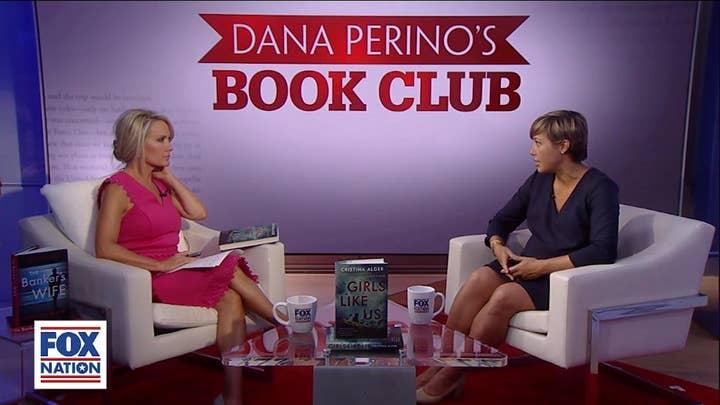 tina AkgFox Nation's 'Dana Perino's Book Club' with Cristina Alger