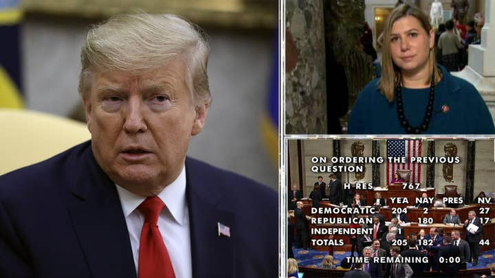 Rep. Elissa Slotkin explains why she is voting yes on articles of impeachment against President Trump