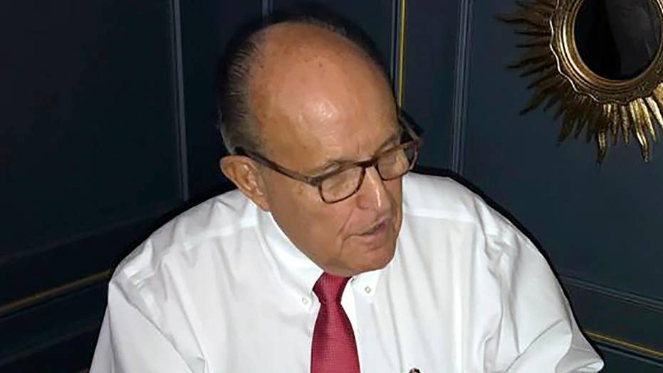 Giuliani says he was key player in Yovanovitch ouster, has proof of Democrats' impeachment a 'cover-up'