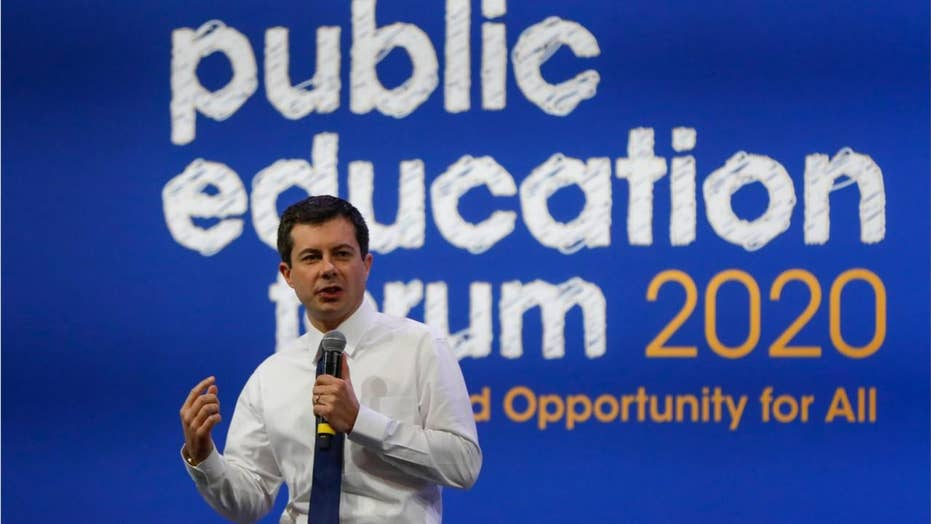 Report: Buttigieg donor list leaves off names of more than 20 contributors
