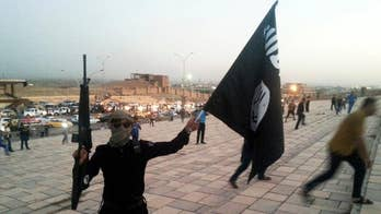 ISIS sleeper cell attacks in Syria reach record low, data shows