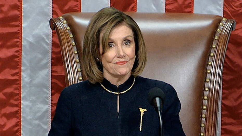 Image result for nancy pelosi impeachment vote
