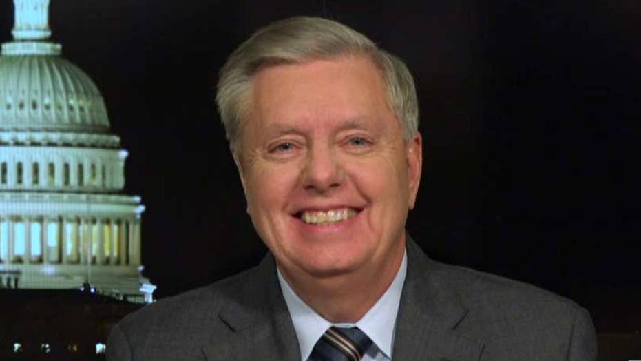 Graham: Pelosi would lose her job if she didn't move toward impeachment