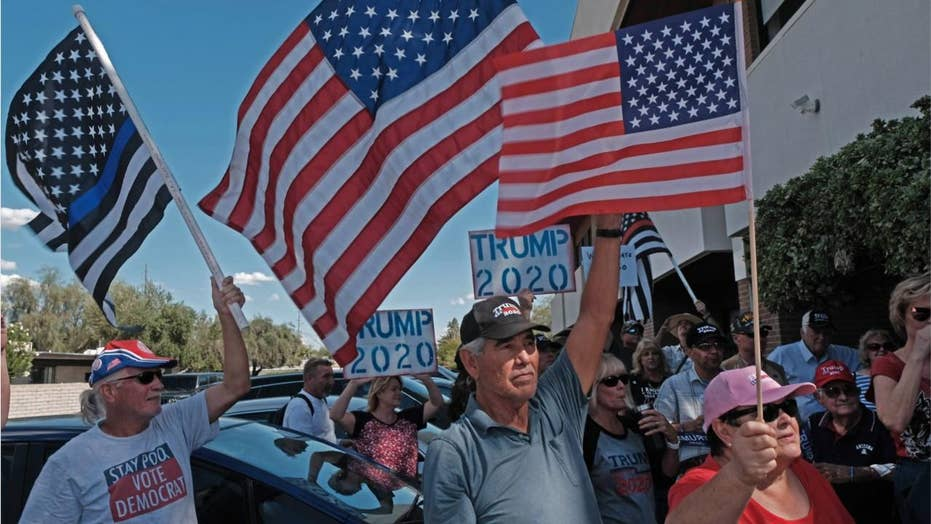 Republican Party sets fundraising record amid impeachment battle