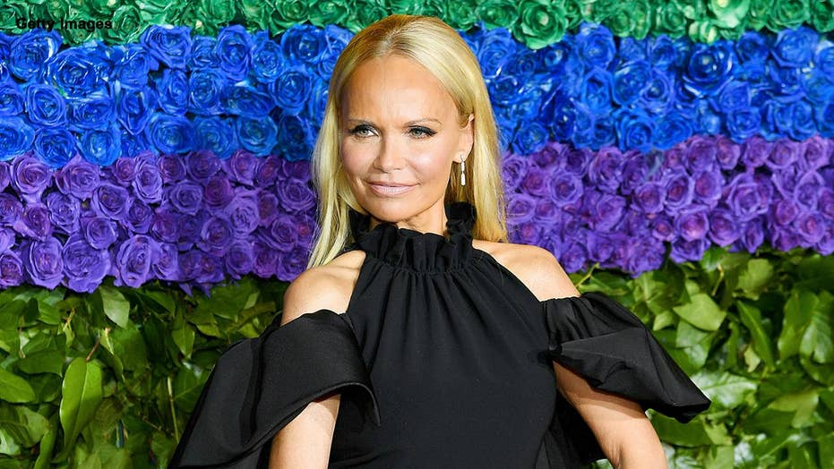 Kristin Chenoweth opens up about life with chronic pain